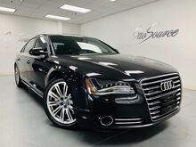2012_Audi_A8_L 4.2_ Dallas TX