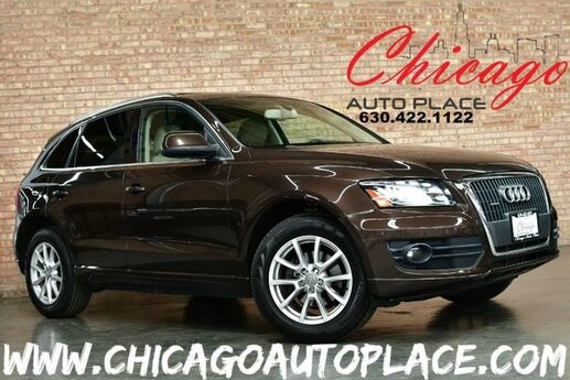 2012 Audi Q5 2.0T Premium Plus - QUATTRO AWD NAVIGATION BACKUP CAMERA PANO ROOF BEIGE LEATHER HEATED SEATS POWER LIFTGATE BLUETOOTH XENONS Bensenville IL