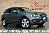 2012 Audi Q5 3.2L Premium Plus - QUATTRO ALL WHEEL DRIVE NAVIGATION BACKUP CAMERA BLACK LEATHER HEATED SEATS PANO ROOF POWER LIFTGATE KEYLESS GO