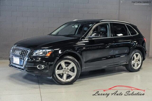 2012_Audi_Q5_3.2L Premium Plus_ Chicago IL