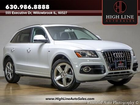 2012_Audi_Q5_3.2L Premium Plus_ Willowbrook IL