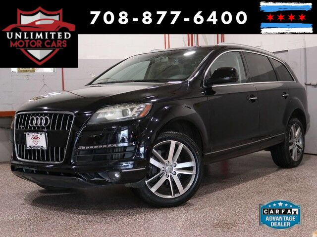 2012 Audi Q7 3.0L TDI Premium Plus Bridgeview IL