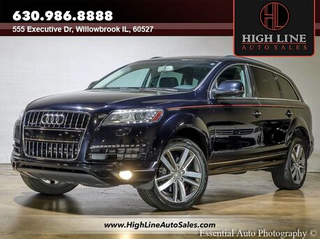 2012_Audi_Q7_3.0L TDI Premium Plus_ Willowbrook IL