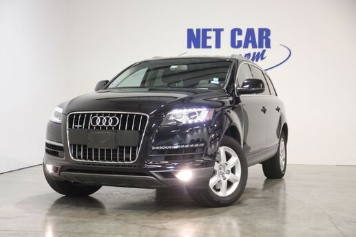 2012 Audi Q7 3.0T Premium Plus Houston TX