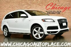 2012_Audi_Q7_3.0T S-Line - 3.0L TFSI 6-CYL ENGINE QUATTRO ALL WHEEL DRIVE NAVIGATION BACKUP CAMERA PANO ROOF PARKING SENSORS_ Bensenville IL