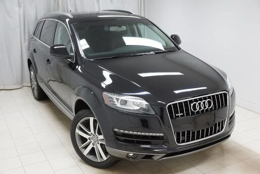 2012 Audi Q7 quattro 3.0T Premium Plus Navigation Backup Camera 1 Owner Avenel NJ