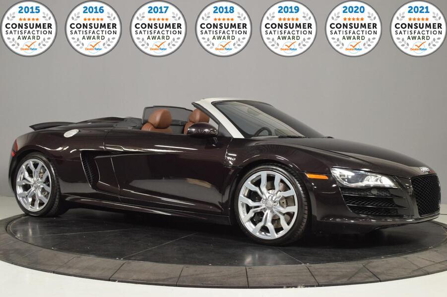 2012 Audi R8 5.2L Glendale Heights IL