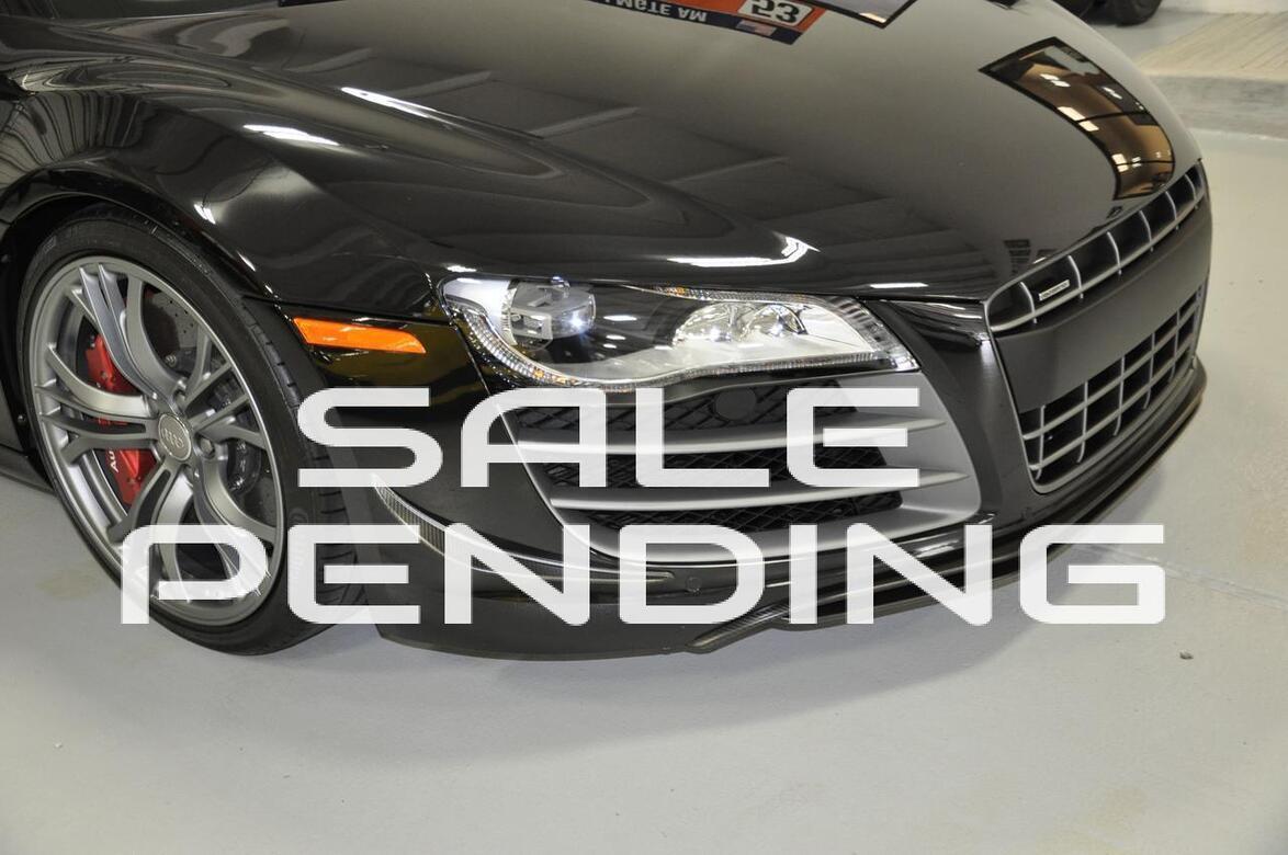 2012 Audi R8 GT R8 GT 5.2L GT Tomball TX