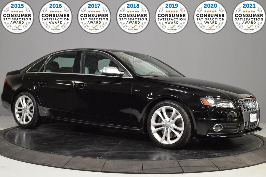 2012_Audi_S4_Premium Plus_ Glendale Heights IL