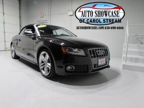 Audi S5 Prestige 2012