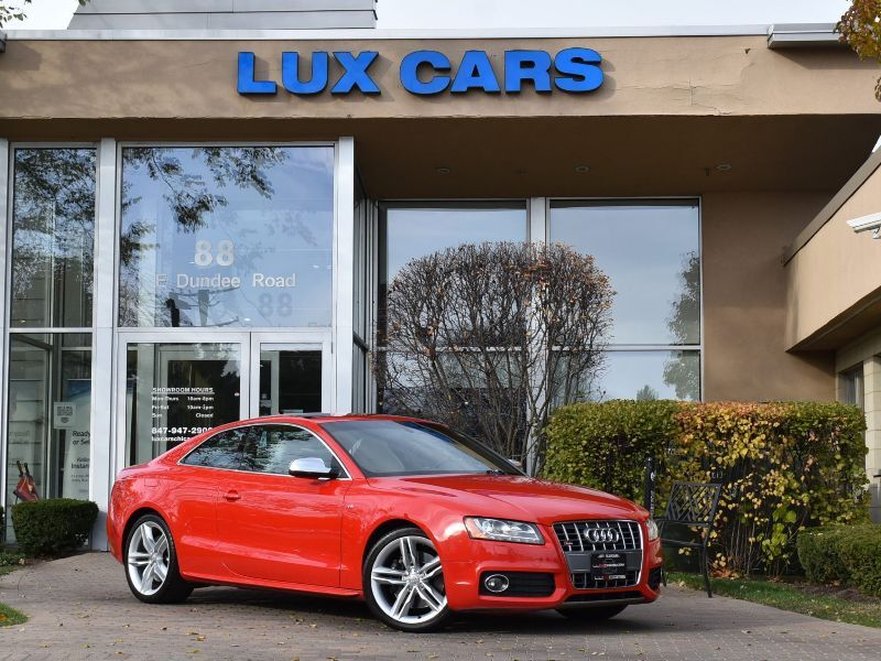 2012_Audi_S5_Prestige Nav 6-Speed Manual Quattro_ Buffalo Grove IL