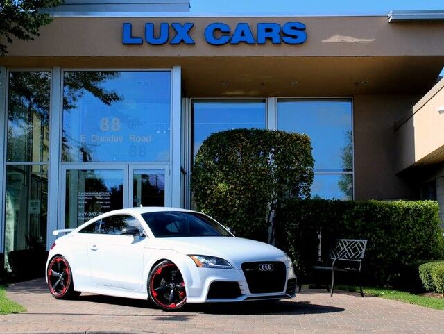 2012_Audi_TT RS_2.5T NAV 6-SPEED MANUAL QUATTRO MSRP $67,225_ Buffalo Grove IL