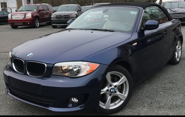 2012 BMW 1-Series 128i Convertible Charlotte and Monroe NC