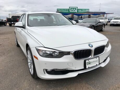 2012 BMW 3-Series 328i Sedan Laredo TX