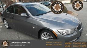 BMW 3 Series Coupe 328i xDrive 2012