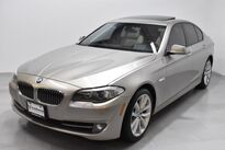 BMW 5 Series 4dr Sdn 535i RWD Sports Package 2012