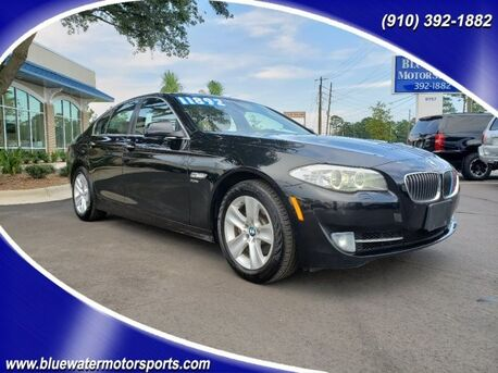 2012_BMW_5 Series_528i xDrive_ Wilmington NC