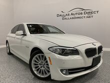 2012_BMW_5 Series_535i_ Carrollton  TX