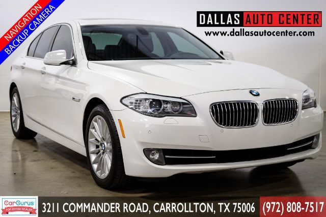 2012 BMW 5-Series 535i Carrollton TX