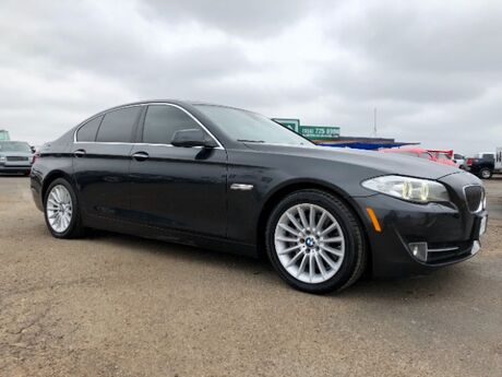 2012 BMW 5-Series 535i xDrive Laredo TX
