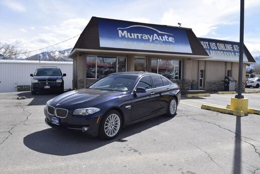 2012 BMW 5 Series 535i xDrive Murray UT