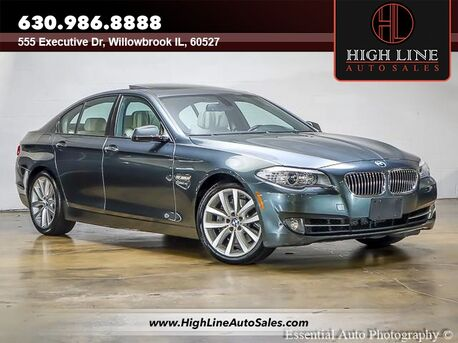 2012_BMW_5 Series_535i xDrive_ Willowbrook IL