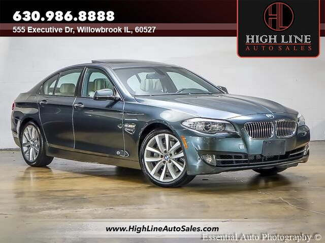 2012 BMW 5 Series 535i xDrive Willowbrook IL