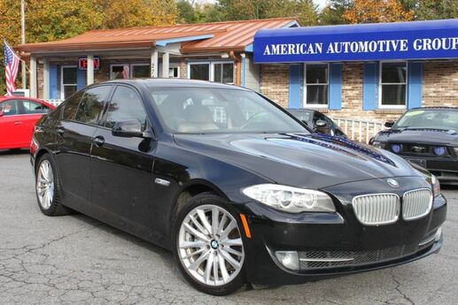 2012 BMW 5 Series 550i Mooresville NC