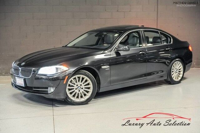 2012_BMW_535i xDrive_4dr Sedan_ Chicago IL