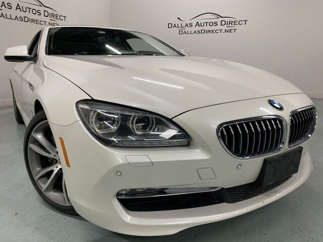 2012 BMW 6 Series 640i Carrollton  TX