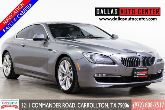 2012 BMW 6-Series 640i Coupe Carrollton TX