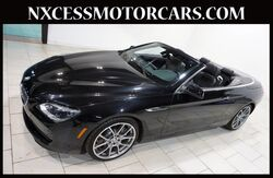 2012_BMW_6 Series_650i CONTOUR/COOLED/HEATED SEATS NAVIGATION CLEAN CARFAX._ Houston TX