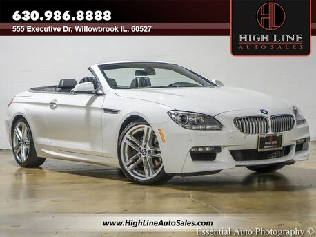 2012_BMW_6 Series_650i_ Willowbrook IL