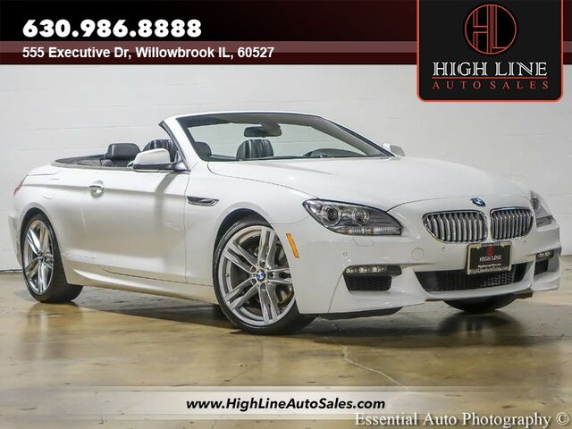 2012 BMW 6 Series 650i Willowbrook IL