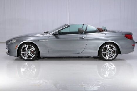BMW 6 Series Convertible 650i 2012
