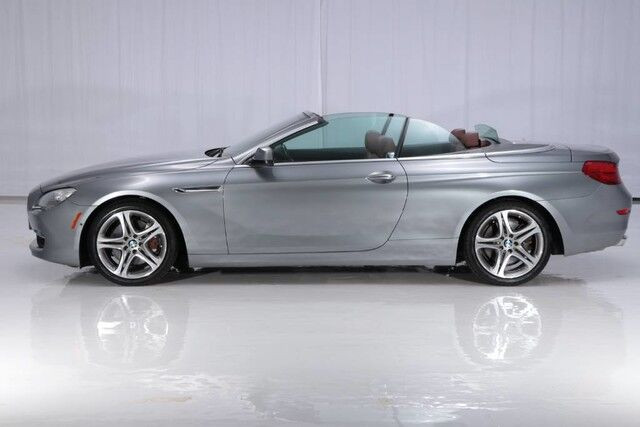 2012 BMW 6 Series Convertible 650i West Chester PA