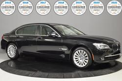 BMW 7 Series 750Li xDrive 2012