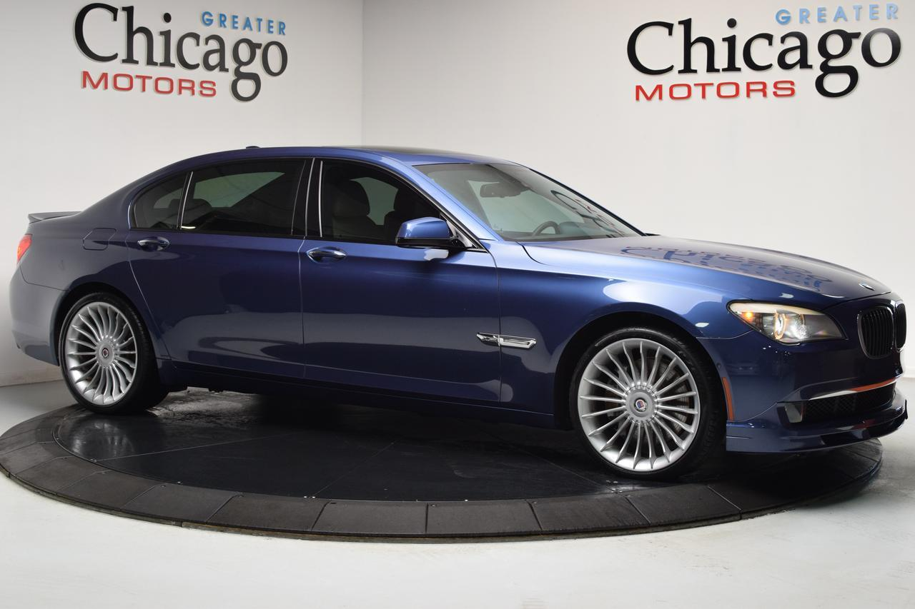 Vehicle Details BMW Series At Greater Chicago Motors - Alpina bmw 7 series