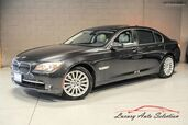 2012 BMW 750Li xDrive 4dr Sedan