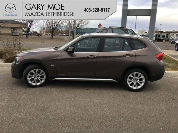 2012_BMW_X1_28I  - $145.91 B/W_ Lethbridge AB
