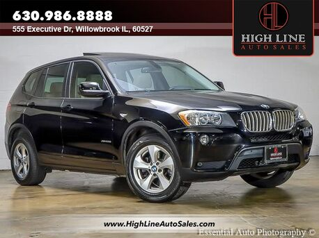 2012_BMW_X3_28i_ Willowbrook IL