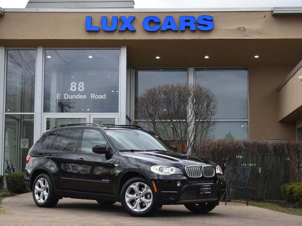 2012_BMW_X5_35d Sport Technology Nav 3RD Row AWD MSRP $68,345_ Buffalo Grove IL