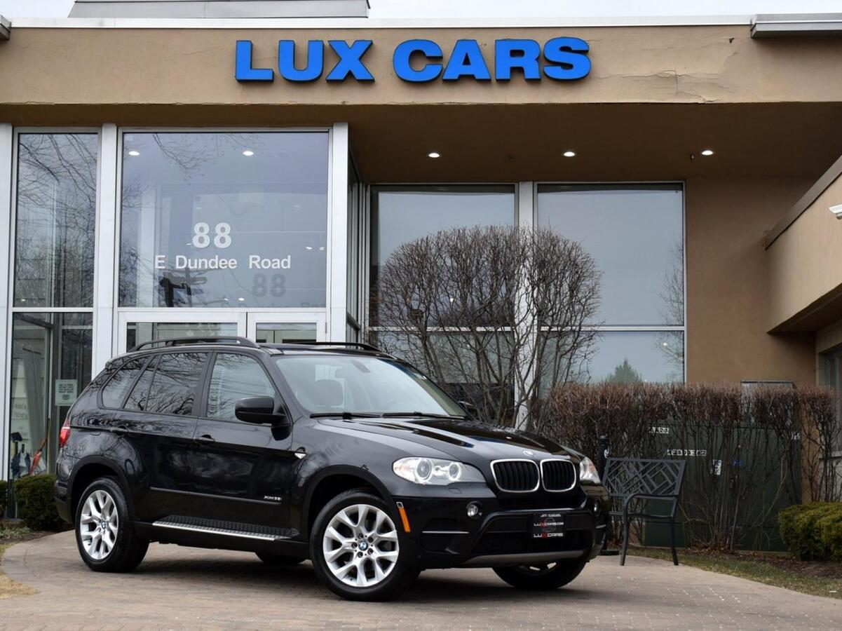 2012_BMW_X5_35i Premium Panoroof Technology Nav AWD MSRP $64,845_ Buffalo Grove IL