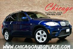 2012_BMW_X5_50i - 4.4L 400HP V8 ENGINE TOP VIEW CAMERAS NAVI HEADS-UP DISPLAY SPORT PACKAGE PREMIUM PACKAGE PANO ROOF KEYLESS GO_ Bensenville IL