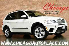 2012_BMW_X5_50i - 4.4L 400HP V8 XDRIVE ALL WHEEL DRIVE NAVIGATION TOP VIEW CAMERAS HEADS-UP DISPLAY BLACK LEATHER HEATED SEATS PANO ROOF XENONS POWER LIFTGATE KEYLESS GO_ Bensenville IL