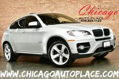 2012_BMW_X6_35i Sport - MSRP-$80000 3.0L 300 HP 6-CYL ENGINE ALL WHEEL DRIVE NAVIGATION TOP VIEW CAMERAS BLACK LEATHER INTERIOR HEATED SEATS PARKING SENSORS SUNROOF POWER LIFTGATE KEYLESS GO_ Bensenville IL