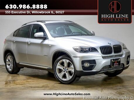 2012_BMW_X6_35i_ Willowbrook IL