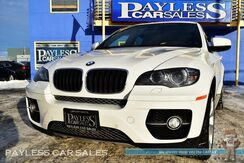 2012_BMW_X6_35i xDrive AWD / Sport Pkg / Heated Front & Rear Leather Seats / Heated Steering Wheel / Navigation / Sunroof / Rear DVD / Bluetooth / Surround View Camera / 24 MPG_ Anchorage AK