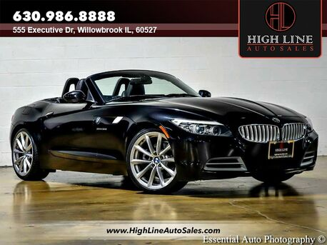 2012_BMW_Z4_sDrive35i_ Willowbrook IL