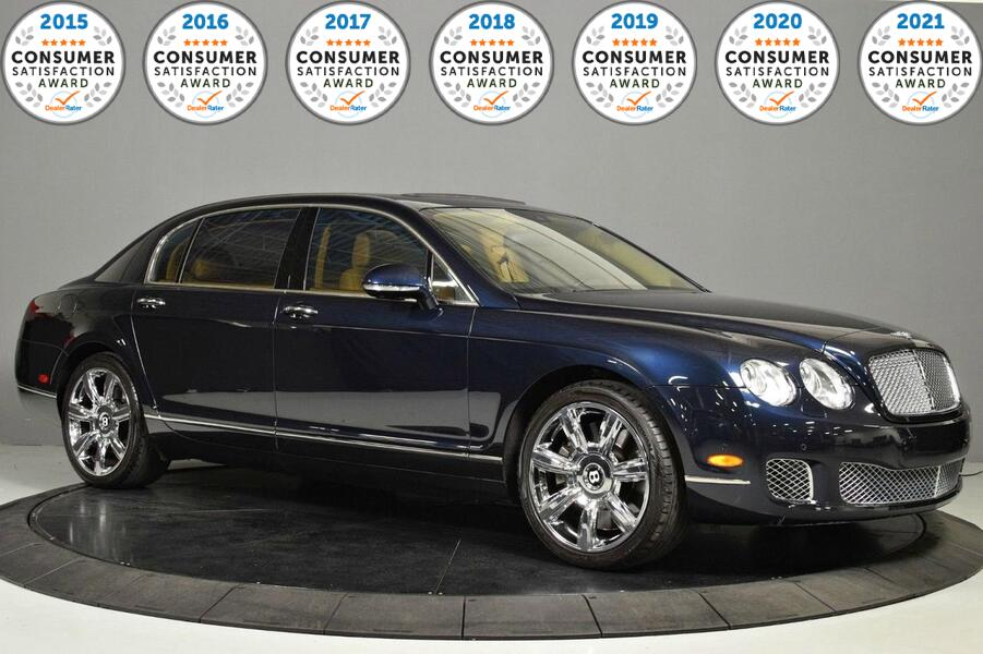 2012_Bentley_Continental Flying Spur__ Glendale Heights IL